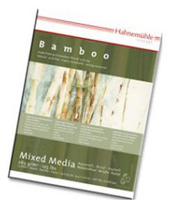 Hahnemuehle - Blocchi - Bamboo-Mixed Media 265gr | Bellearti.net